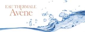 Avène water logo