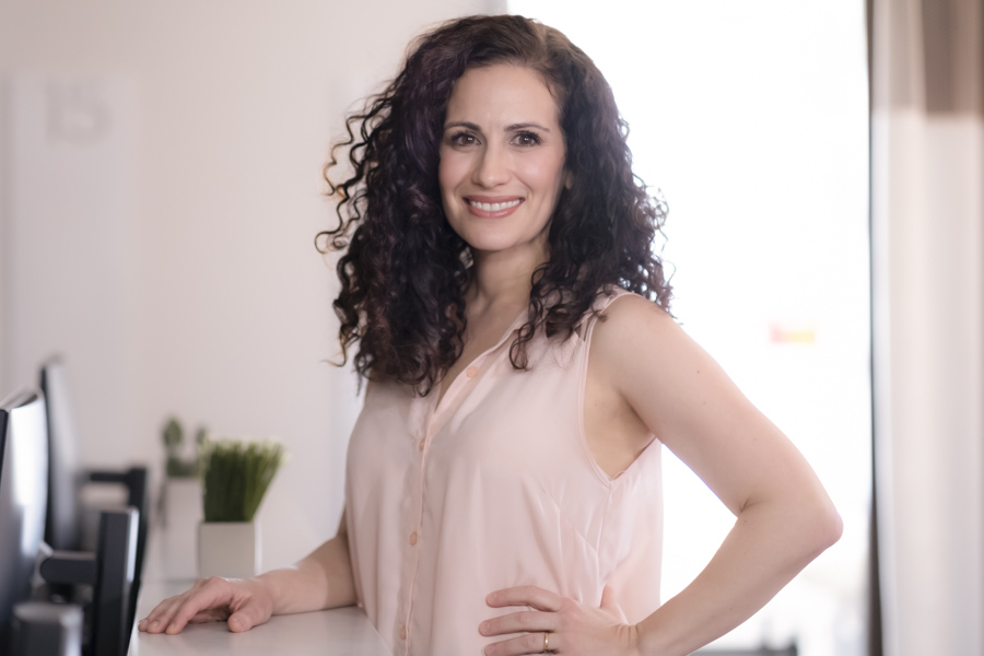 Meet Dr  Christine Moussa - Pima Dermatology